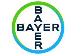 Bayer logo - Colour with black